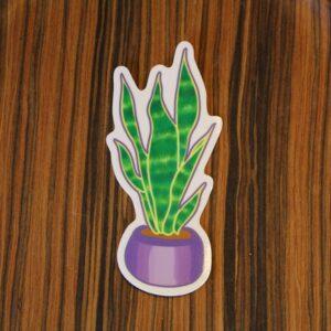 Sansevieria Sticker