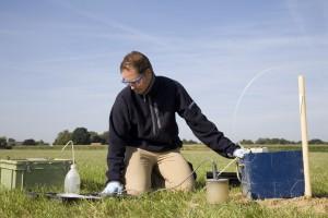 Ground Water Analysis