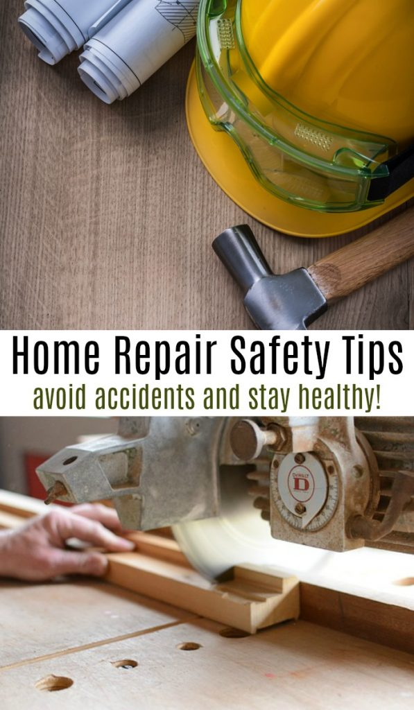 Home Improvement Safety Tips For Safer House Repair
