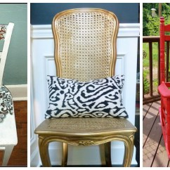 Diy Painted Windsor Chairs Used Black Spandex Chair Covers For Sale 60 Amazing Spray Paint Projects And Four Great