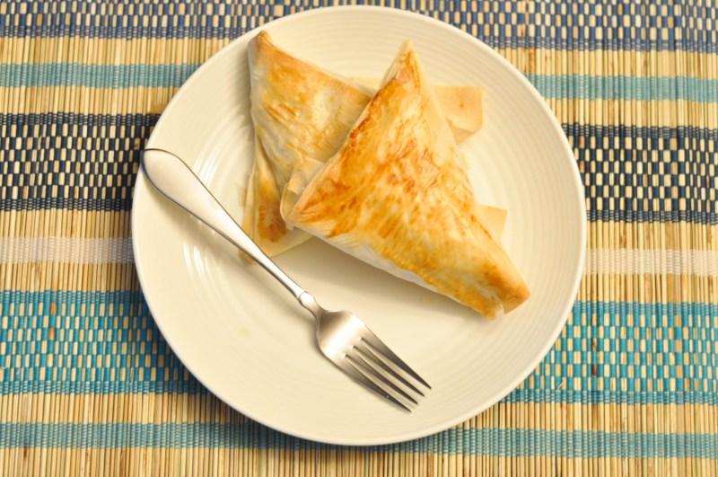 Baked Samosa - Indian Healthy Snacks