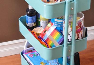 Ideas About Kitchen Carts On Pinterest Kitchen