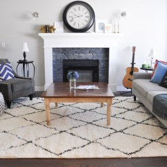 Shaggy Rugs For Living Room Wall Color Design Ideas Rug Love The Marrakesh Shag Suburble In 1 4