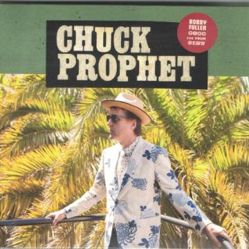 Thumbnail for Episode 66: A talk with Chuck Prophet, part one