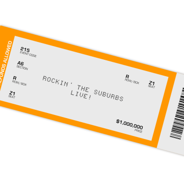 Thumbnail for Episode 215: Ticket Prices – How Much is Too Much?
