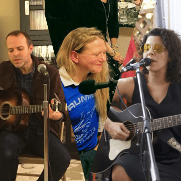 Thumbnail for Episode 314: Live Outtakes – Belle Adair, Paranoid Style, Lisa Said