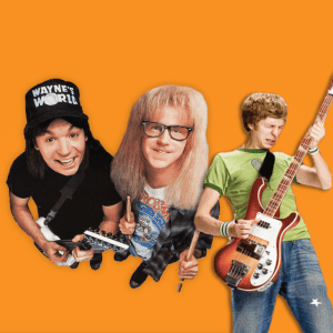 Episode 545: Movies – 'Wayne's World,' 'Scott Pilgrim,' 'Jubilee'