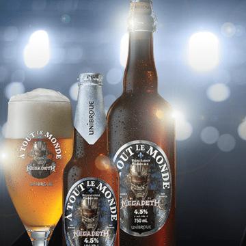 Thumbnail for Episode 565: Band Beer – Megadeth