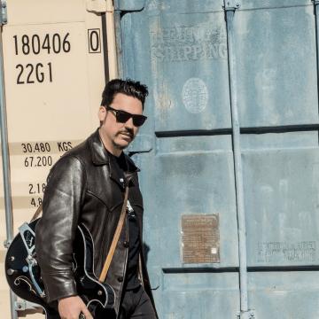 Thumbnail for Episode 710: Interview – Jesse Dayton, Part 2