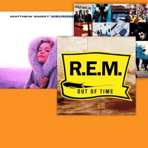 Episode 824: 1991 – R.E.M., Matthew Sweet, U2