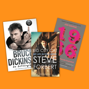 Episode 889: Book Nook – 1966, Iron Maiden, Steve Forbert