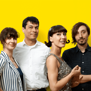 Episode 977: Perfect Pop – Swell Maps, Octopus Project
