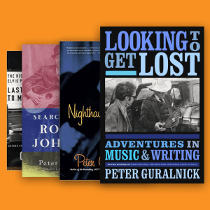 Episode 1021: Author Peter Guralnick – Interview, Part 1