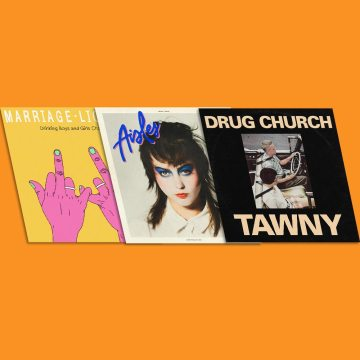 Thumbnail for Episode 1177: July New Music – Drug Church, Drinking Boys and Girls Choir, Angel Olsen