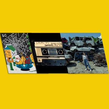 Thumbnail for Episode 1197: August New Music – Parquet Courts, Wednesday, Local H