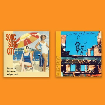 Thumbnail for Episode 1212: Perfect Pop – Metric, Sonic Surf City