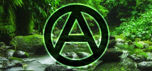 Green Anarchist Symbol