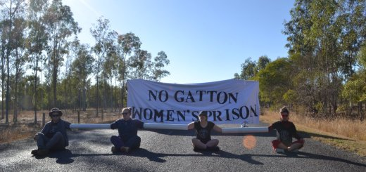 Stop Gatton Women's Prison