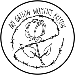 No Gatton Women's Prison Logo