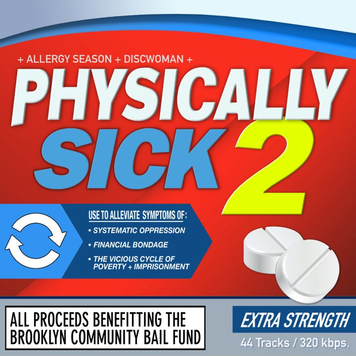 Physically Sick 2 Compilation Artwork