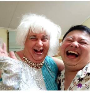 Open Homes Colin and Jeffrey