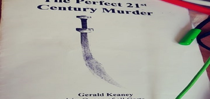 The Perfect 21st Century Murder