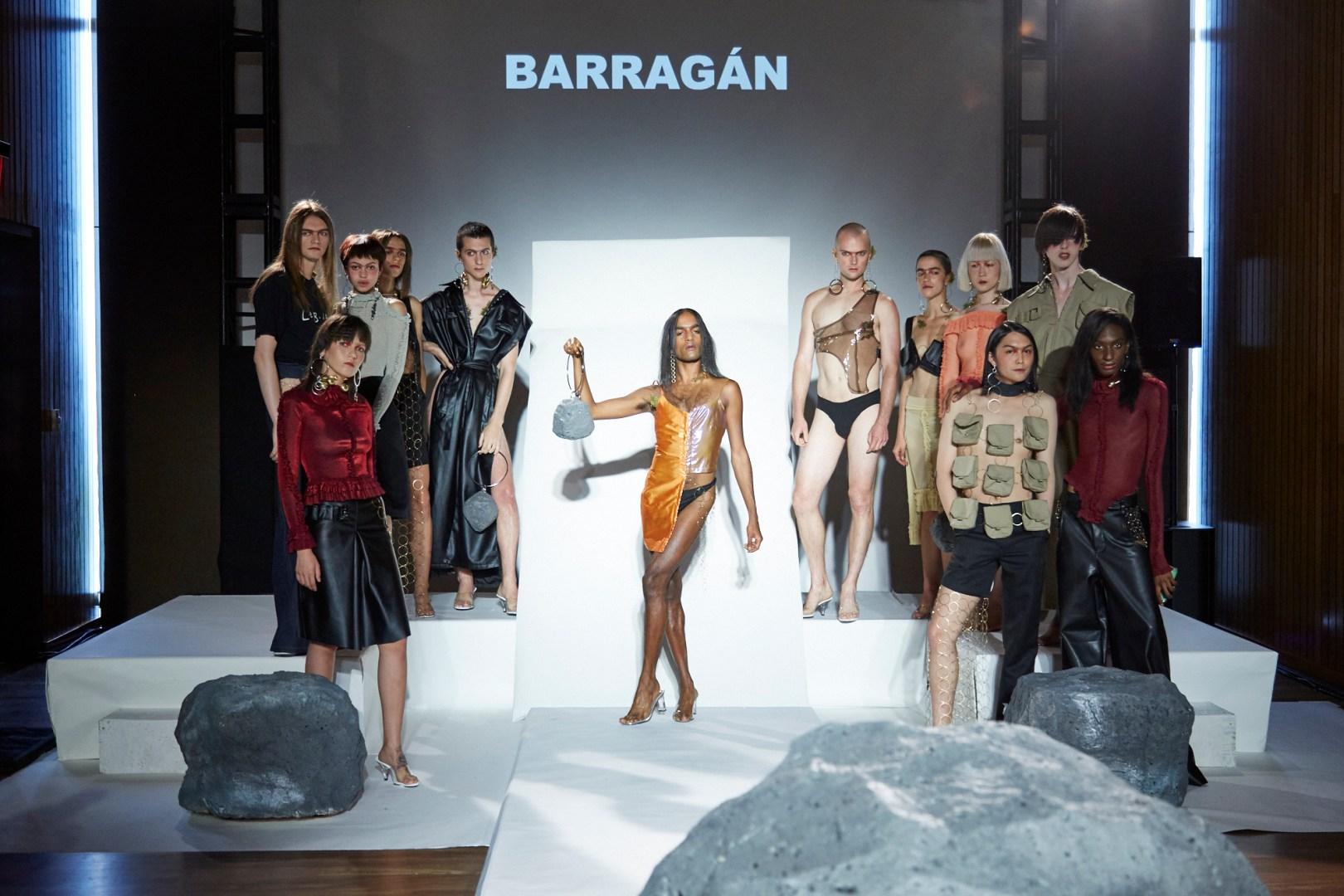 Barragan NYFW SS 17