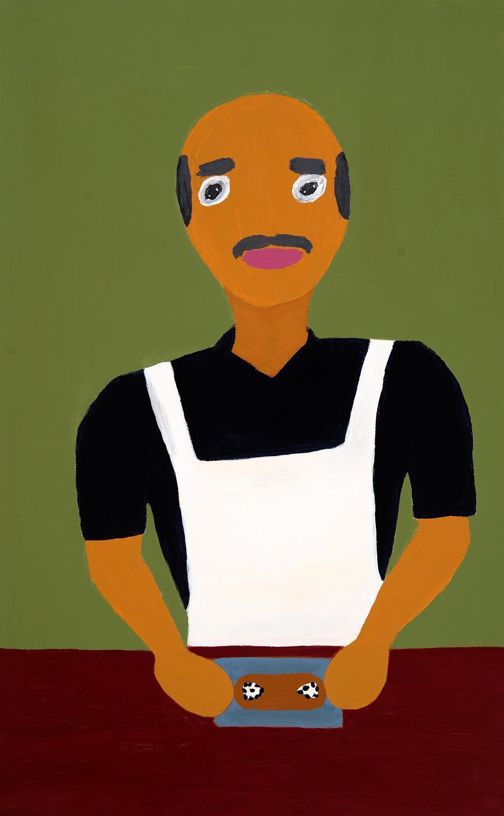 Patrick Francis 'Tony' for Open Canvas