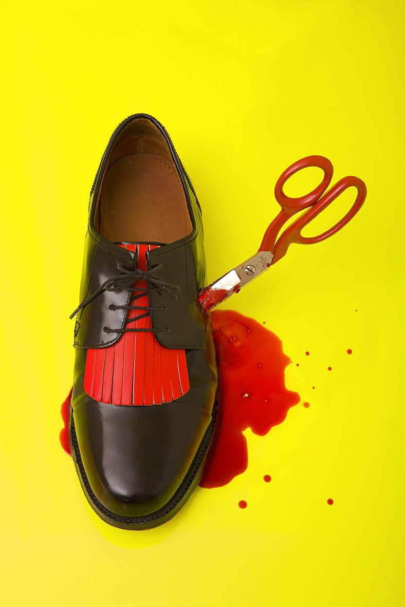 Gender free footwear brand