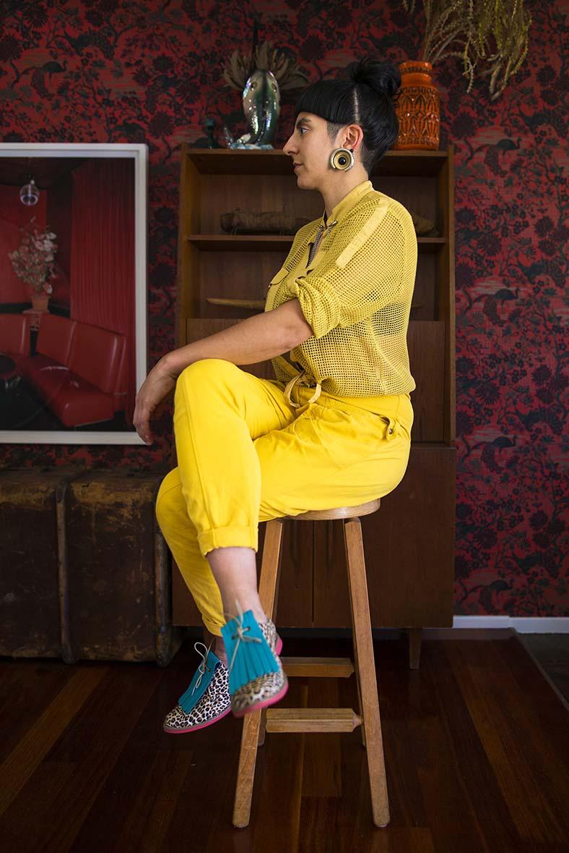 Australian unisex footwear brand Sovereign Collection.