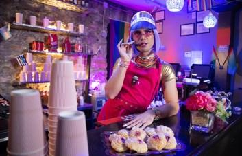 "Rigel Gemini in ""Coffee In My Cup"""