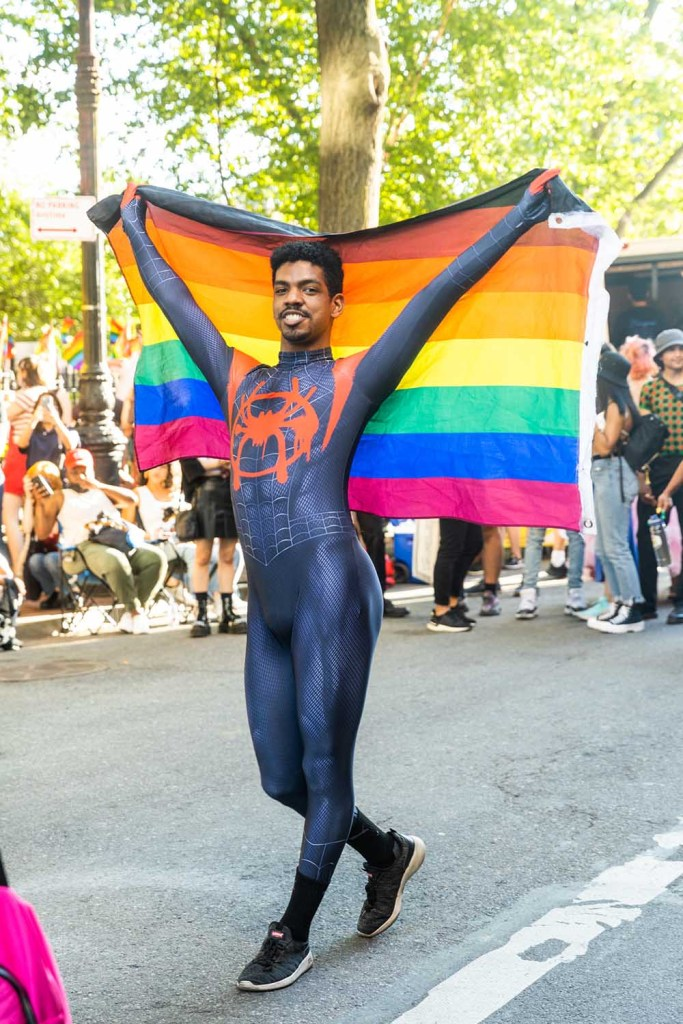Black queer and trans activist group Stonewall Protests