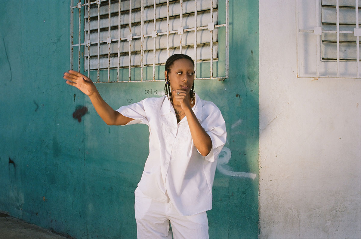 """Moréna Espiritual is a trans artist from the Dominican Republic who has just released """"BEBECIT"""""""
