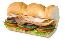 menu all sandwiches subway