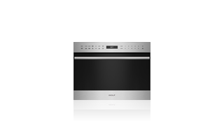24 e series transitional drop down door microwave oven
