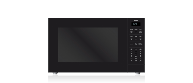 24 convection microwave oven