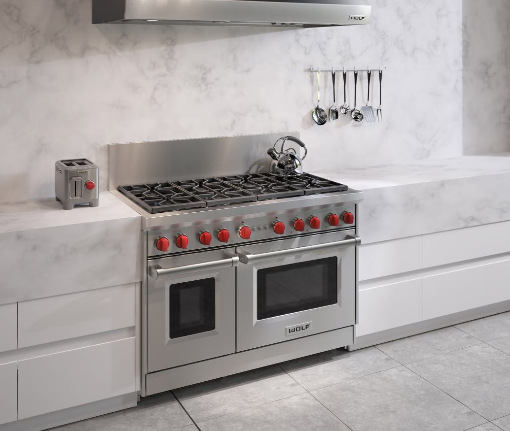 small resolution of 48 quot gas range 8 burners gr488 wolf rangetop
