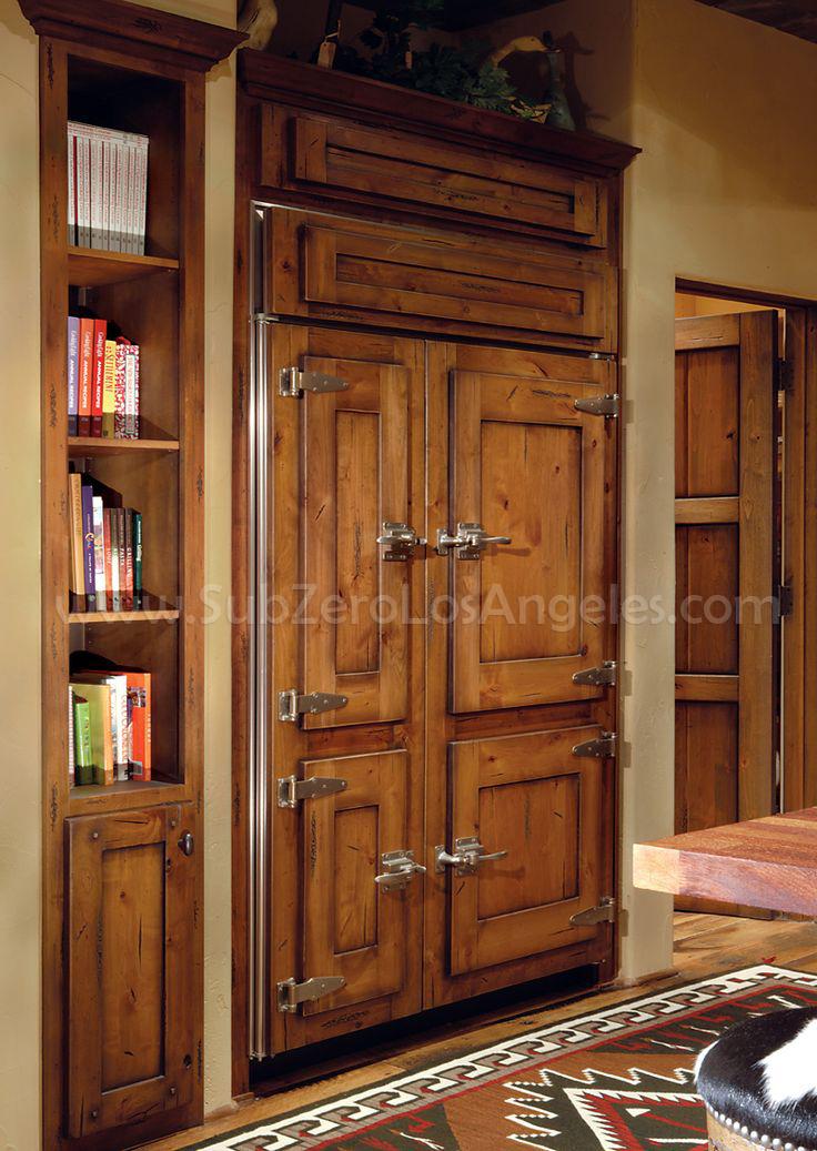 Refrigerator Cabinet Panels
