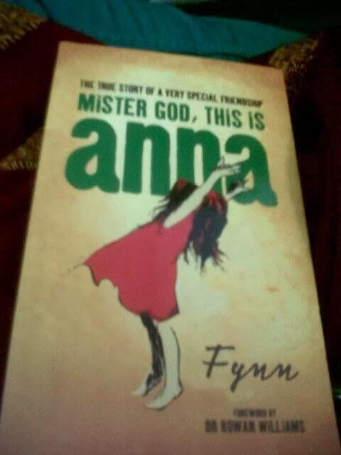 Mister God, this is Anna- I read theme