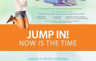 September Free Norwex Jump In Kit