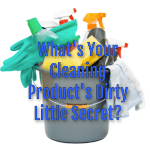 cleaning products secret