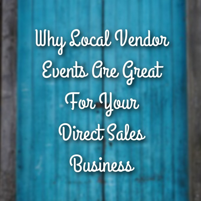 Local Vendor Events