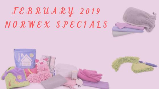 North carolina norwex, norwex, customer special, hostess rewards, february 2019, february specials