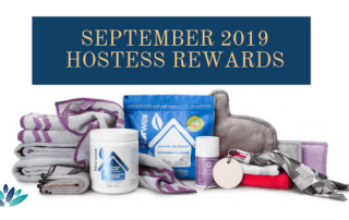 September 2019 Norwex Hostess Rewards