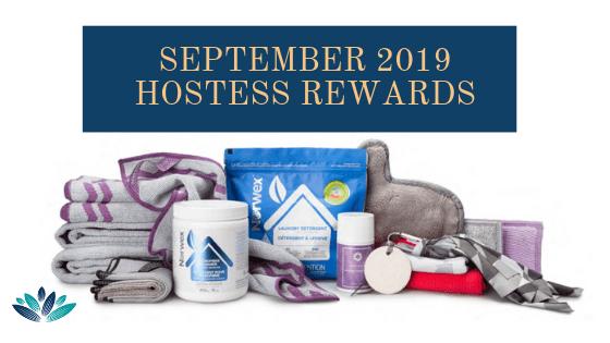 September 2019 Norwex Hostess Rewards