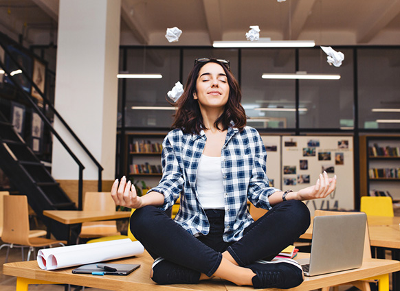 Feeling Stressed? Try These 3 Meditation Techniques