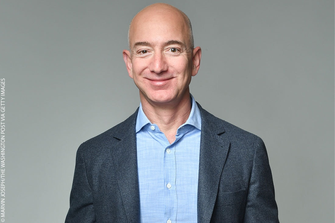 Jeff Bezos Says These Are The 5 Secrets To Success
