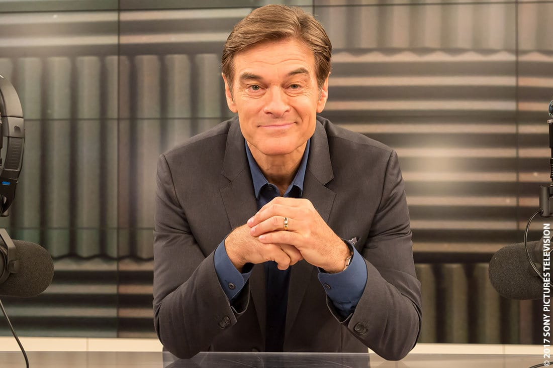 8 Philosophies Dr. Oz Lives By