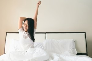 The Simple Secret to Energized and Productive Mornings