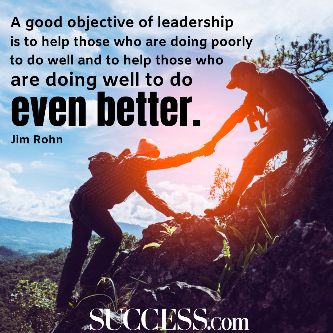 Inspire Inspirational Quotes On Leadership: 11 Inspiring Leadership Quotes That Will Push You To Be Better